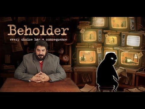 Game Rating Review of Beholder
