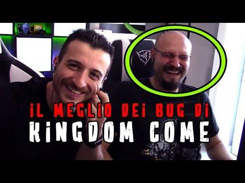 KINGDOM COME - IL MEGLIO DEI BUG!