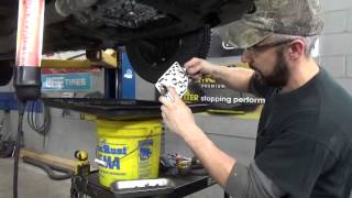Transmission Fluid and Filter Change - Toyota Camry