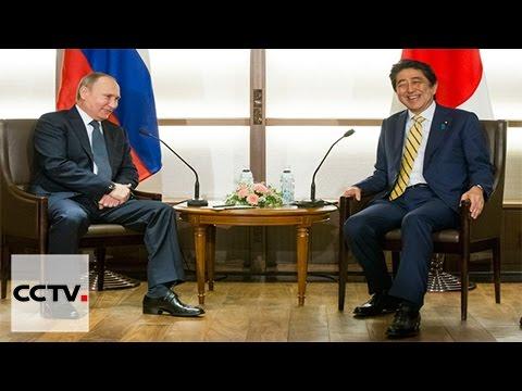 Russia, Japan make little progress on territorial dispute