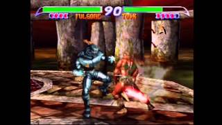 Killer Instinct Gold (Actual N64 Capture) - Fulgore Playthrough on Master Difficulty