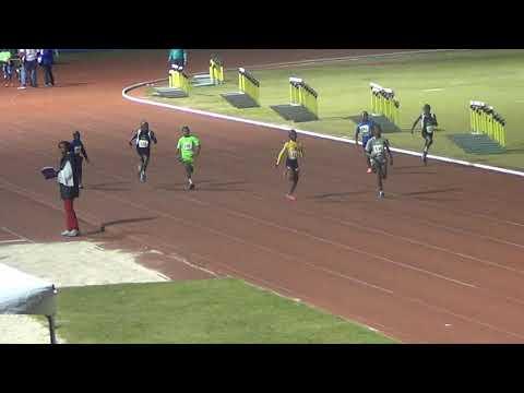 T-Bird flyers 2019 under 11 boys 100m