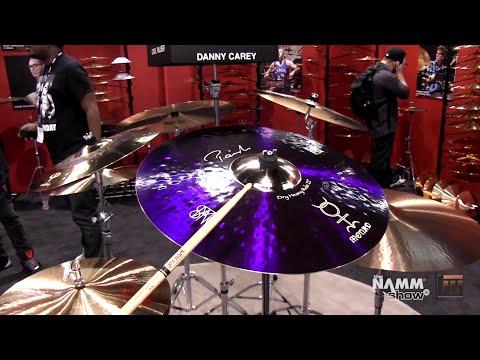Long & McQuade @ NAMM 2016: Paiste Cymbals
