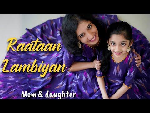 Raataan Lambiyan | Dance cover | Shershaah | Nivi and Ishanvi | Laasya