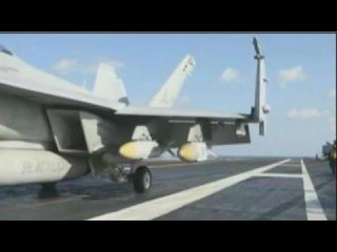 Syrian jet shot down by U.S.