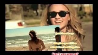 Emily Osment - Lets Be Friends [Karaoke/Instrumental] With Lyrics