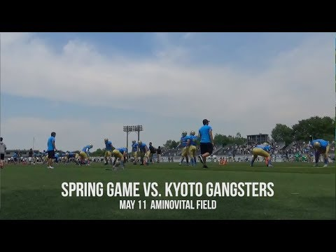 WARRIORSゲームハイライト 【2019.5.11 東京大学vs京都大学】