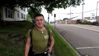Autostopem przez Amerykę - Amiszowo (Odc.46)