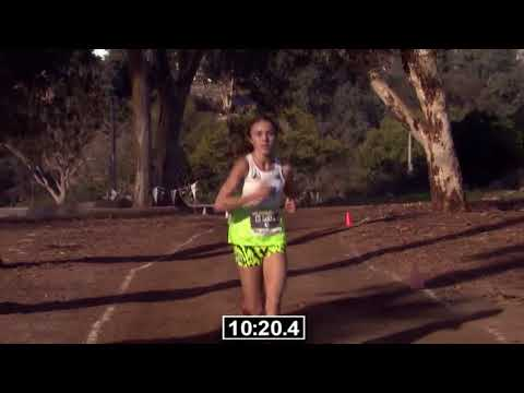 2017 Foot Locker National CC Championships Girl's Race