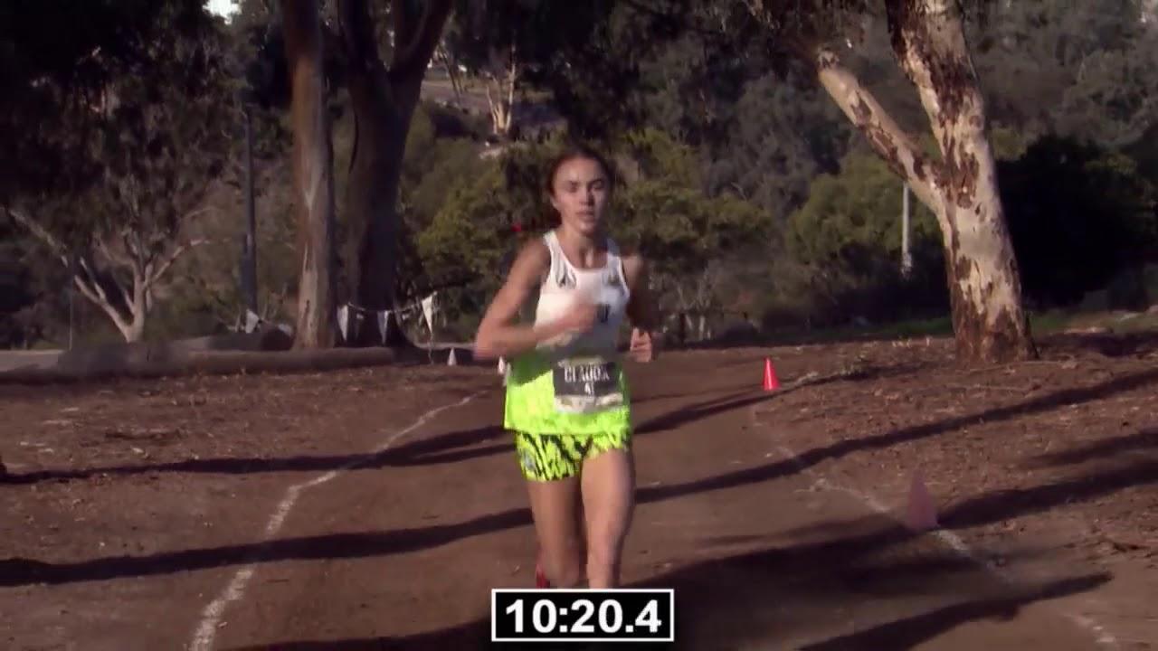 d5be01c9c6680 2017 Foot Locker National CC Championships Girl s Race - YouTube
