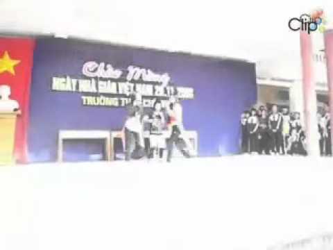 Video clip Tấm Cám trường THPT Chí LInh DJ.traikinhbac