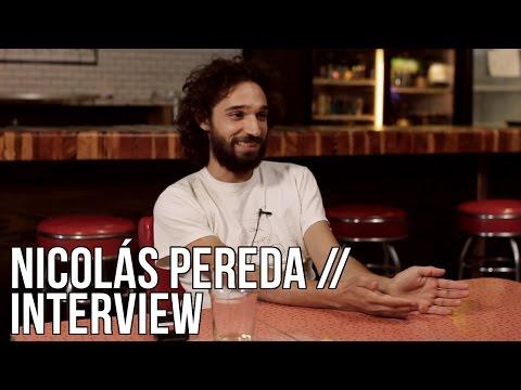 Nicolas Pereda Interview - The Seventh Art