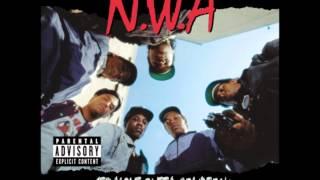 06. N.W.A - 8 Ball