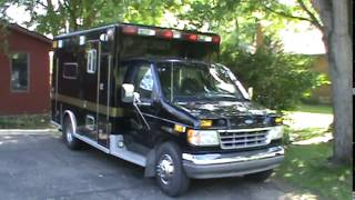 So my dad buys a Ambulance.... lol