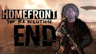 Homefront The Revolution Walkthrough Gameplay (Ps4/XboxOne/PC) - Part 13 | [FINAL BOSS/ ENDING]