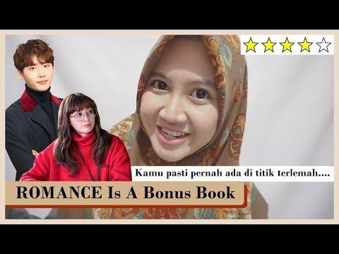 REVIEW DRAMA 'ROMANCE IS A BONUS BOOK' By GOMAWO