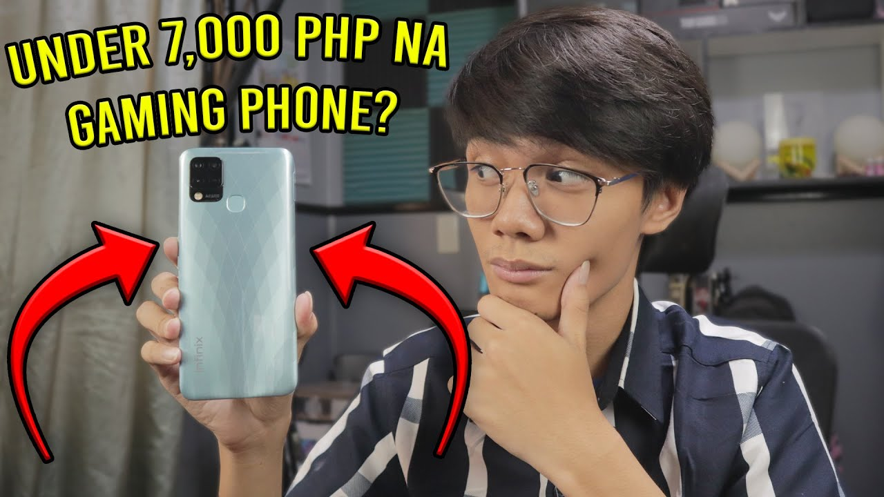 Best Budget Gaming Phone na Under 7,000 PHP Lang!