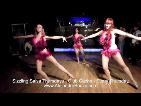 Sizzling Salsa Thursdays - Cultural Explosion Ladies - Bachata