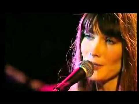 Carla Bruni   Lamour (Live)