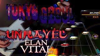 Unravel - Tokyo Ghoul - Elan Vital - FC - 100% - Guitar Hero