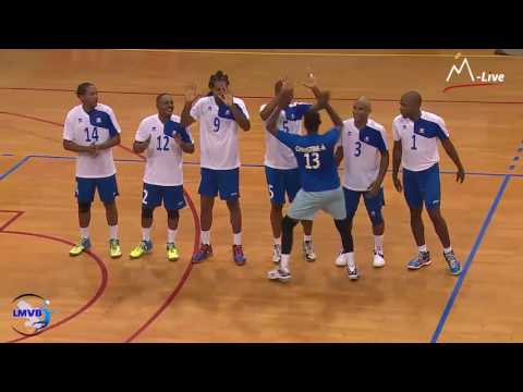 VOLLEY-MARTINIQUE vs BAHAMAS-1er Tour Qualificatif Champ. du monde (22.10.16)