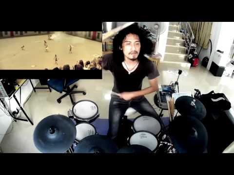 Fall Out Boy - Centuries (Electric Drum cover by Neung)
