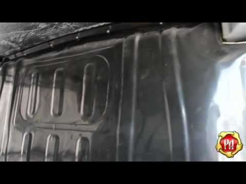 Перегородка грузового отсека Peugeot Boxer, Fiat Ducato, Citroen Jumper