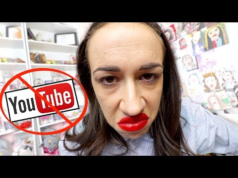 Why I'm quitting YouTube