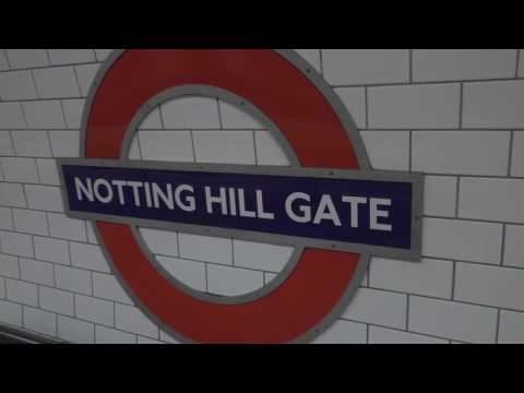 London Underground (The Tube) August 2016 Part 1 of 2