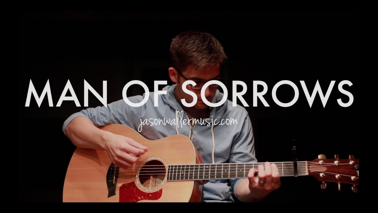 Man Of Sorrows Jason Waller Cover