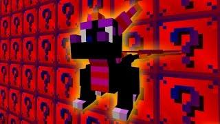 SUPER-HERO Lucky Blocks | BABY DRAGON | Desafío de la Suerte Especial - #188