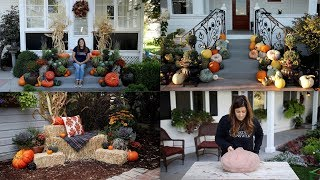 Fall Display Decorating Ideas 🍂🍁