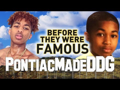 PONTIACMADEDDG - Before They Were Famous - GIVENCHY