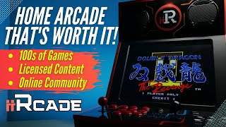Home Arcade That's Worth It !? iiRcade Review