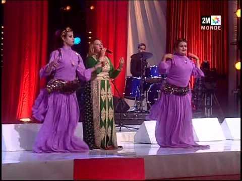 Khadija Atlas 2M Maroc noevent 2014 خديجة الخنيفرية