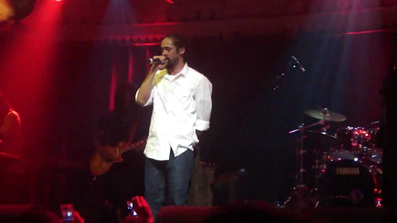 Damian Marley- Affairs of the Heart Live @ Amsterdam ...