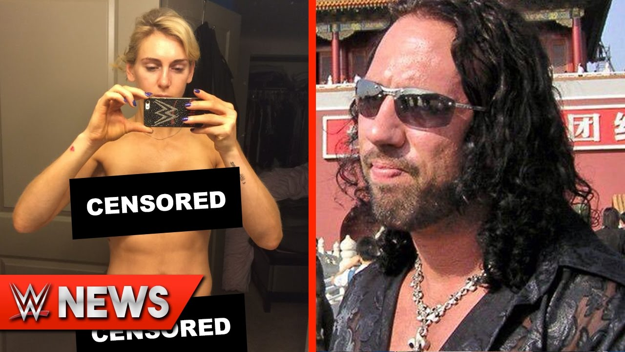 charlotte flair nudes photos leaked!! x-pac arrested for meth and