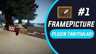 Minecraft  Plugin Tanıtımları || FramePicture #1