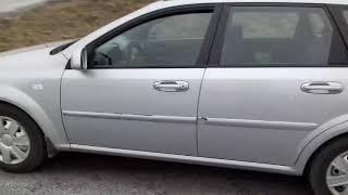 Chevrolet Lacetti 627000 Км Пробег