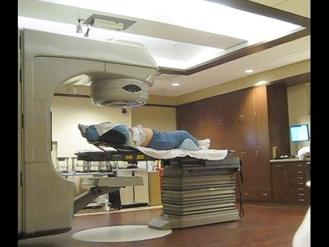 My Radiation Treatment