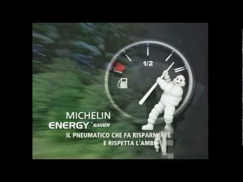 Michelin Energy Saver: Test in Pista