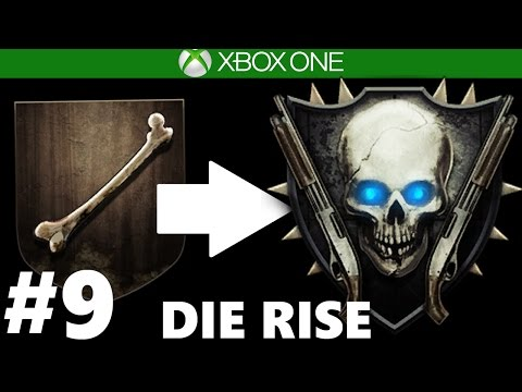 DIE RISE HIGH ROUND w/ 2 SLIQUIFIERS! (Attempt) Call of Duty Black Ops 2 Zombies Xbox One Gameplay
