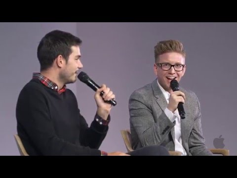 Tyler Oakley Interview about His Documentary Snervous