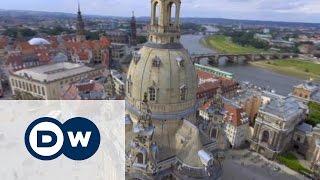 Дрезден   сокровищница искусства на Эльбе