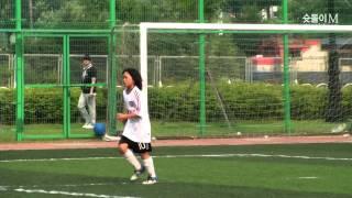 2011 카파컵 풋볼 페스티벌 준결승 골클럽 vs e파란