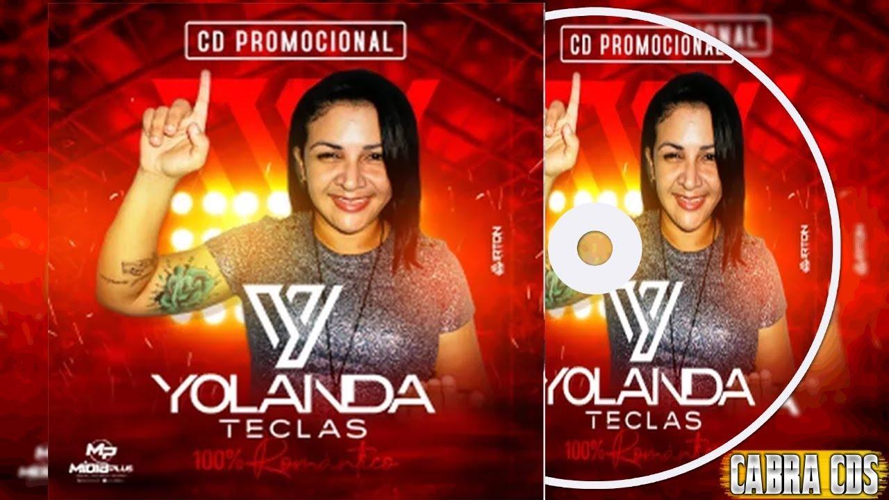 Yolanda Teclas 100 Romantico Youtube