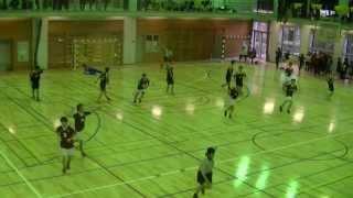 ハンドボールhandball 麻布大学×自治医科大学 前半 3