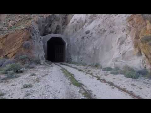 Abandoned Tunnel Carrizo Gorge Railway