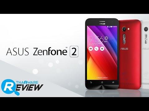 รีวิว Asus Zenfone 2 สมาร์ทโฟนเรือธง Asus ปี 2015 ที่คุ้มค่าเกินราคา จริงๆ