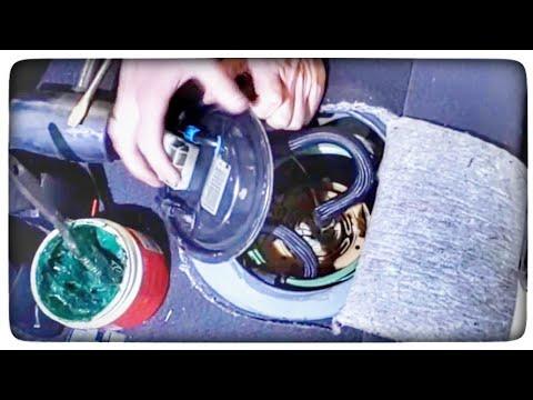 Jak wymienić uszczlkę pompy paliwa baku Opel Astra G